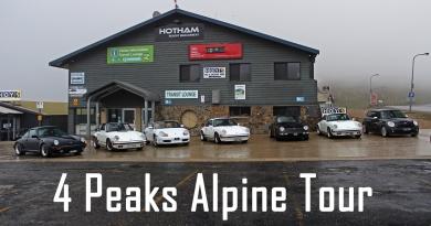 4 Peaks Alpine Tour